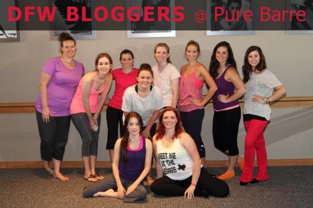 DFWBloggers-PureBarre