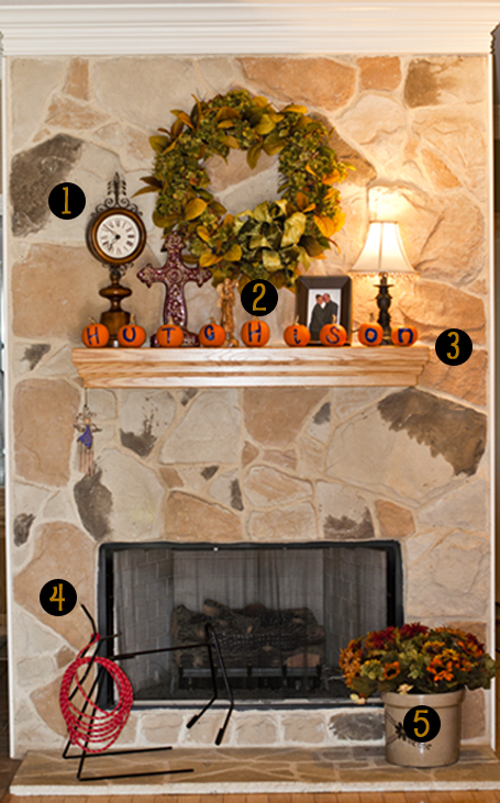 fall mantle numbers
