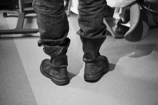 Kevin.Boots.DeliveryRoom