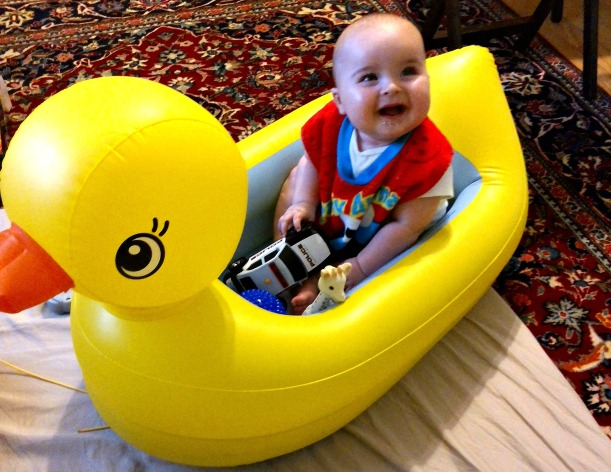 DUCK TUB large