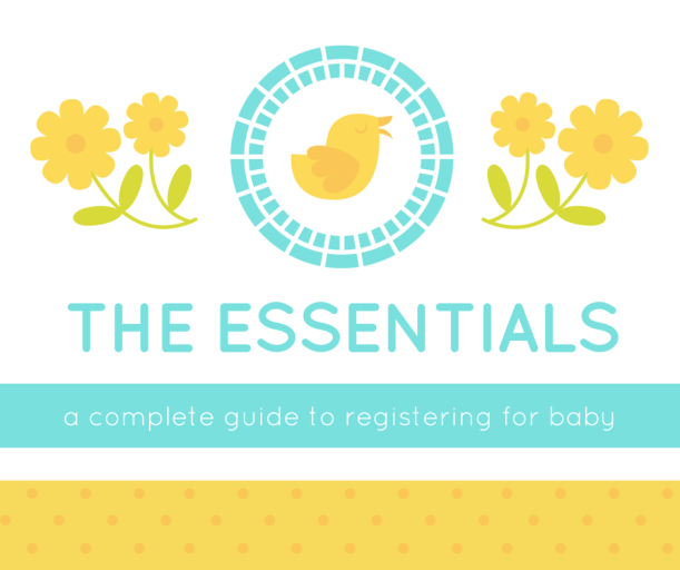 THE ULTIMATE BABY REGISTRY