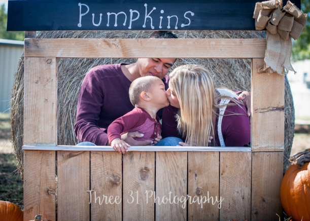 Three 31 Photography // Pumpkin Patch 2015