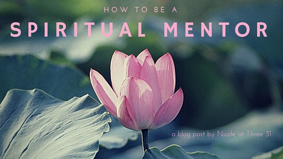 SPIRTUAL MENTOR