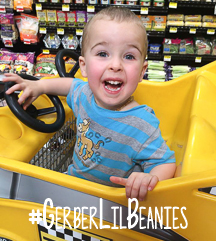 #GerberLilBeanies on Three31
